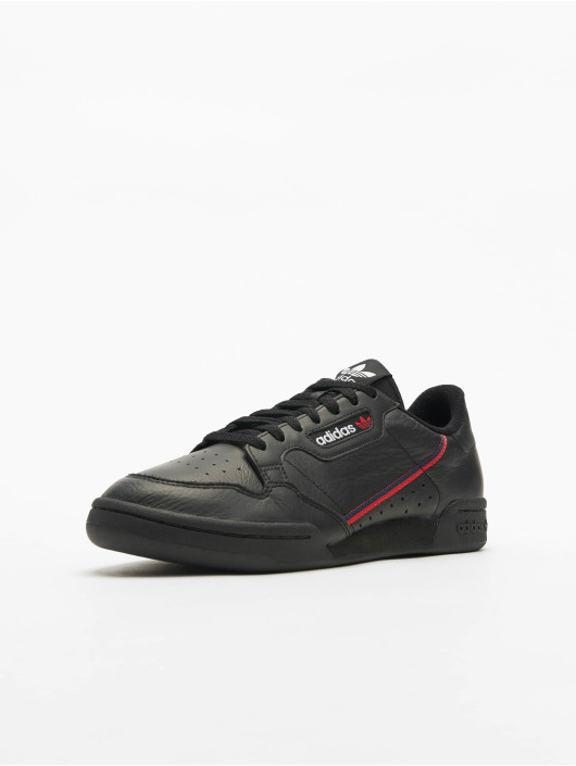 Adidas Originals Continental 80 Sneakers Core Black