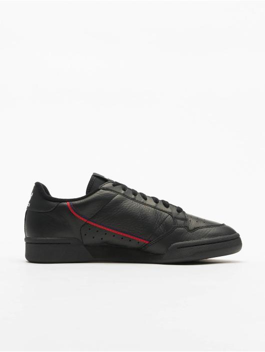 adidas originals Herren Sneaker Continental 80 in schwarz 499023 45802ffb6e