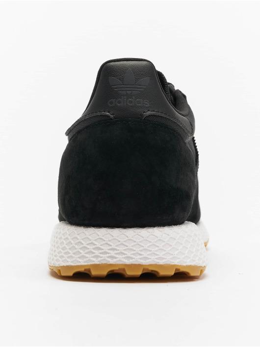 adidas originals Sneaker Forest Grove schwarz