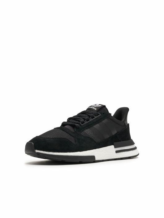 7ac5b8eb16b18 adidas originals Herren Sneaker Zx 500 Rm in schwarz 575035