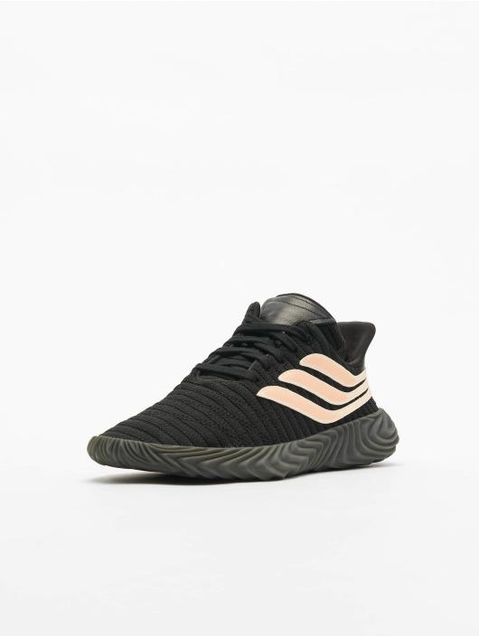 adidas originals Sneaker Sobakov schwarz