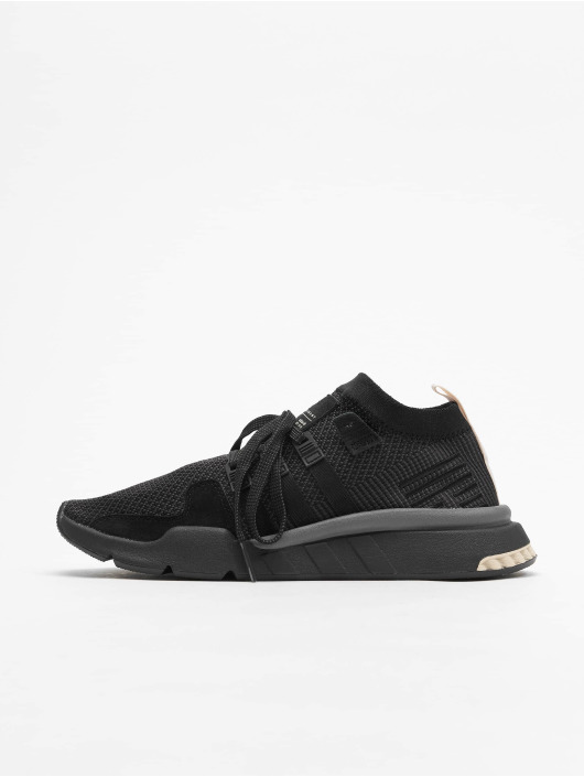 the cheapest order best service Adidas Originals Eqt Support Mid Adv Sneakers Core Black/Carbon/Core Brown