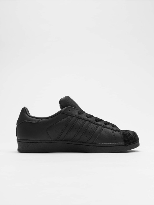 adidas originals Sneaker Superstar schwarz