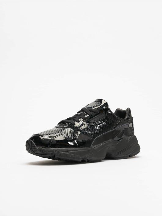 adidas originals Falcon Sneakers Core Black/Core Black/Collegiate Purple