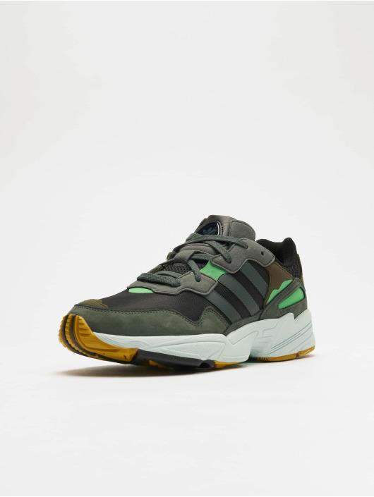 adidas Originals Yung 96 Sneakers Core BlackLegend IvyRawoch
