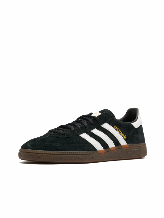 Adidas Originals Handball Spezial Sneakers Core BlackFtwr WhiteGum5
