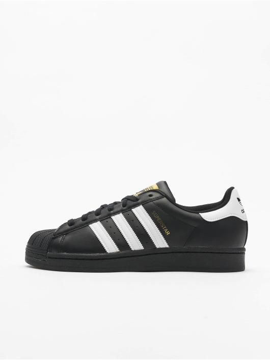 adidas Originals Sneaker Superstar schwarz