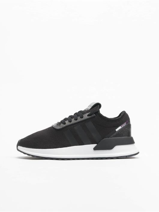 adidas Originals Sneaker U_path X W schwarz