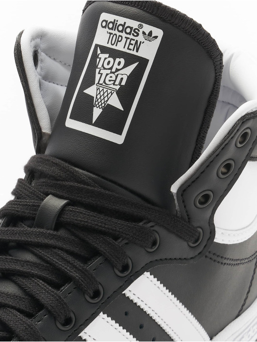 adidas Originals Sneaker Top Ten schwarz