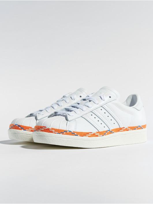 separation shoes 6014e 02657 ... adidas originals Sneaker Superstar 80s New Bo weiß ...