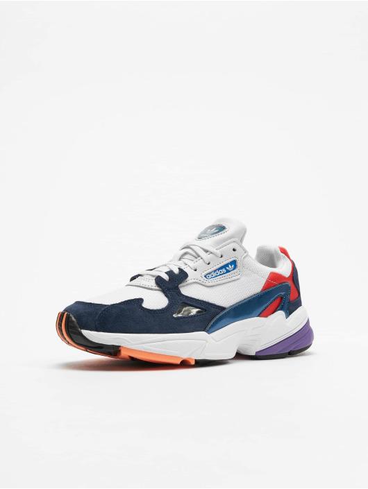 adidas originals Falcon Sneakers Crysta WhiteCrystal WhiteCollegiate Navy