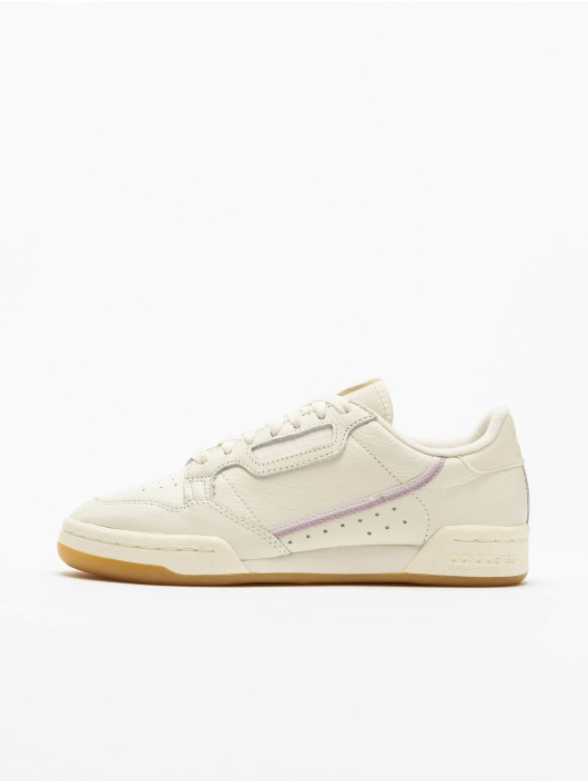 Adidas Originals Continental 80 W Sneakers Off White/Orchid Tint S18/Soft Vision