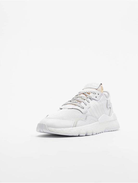 adidas Originals Sneaker Nite Jogger weiß