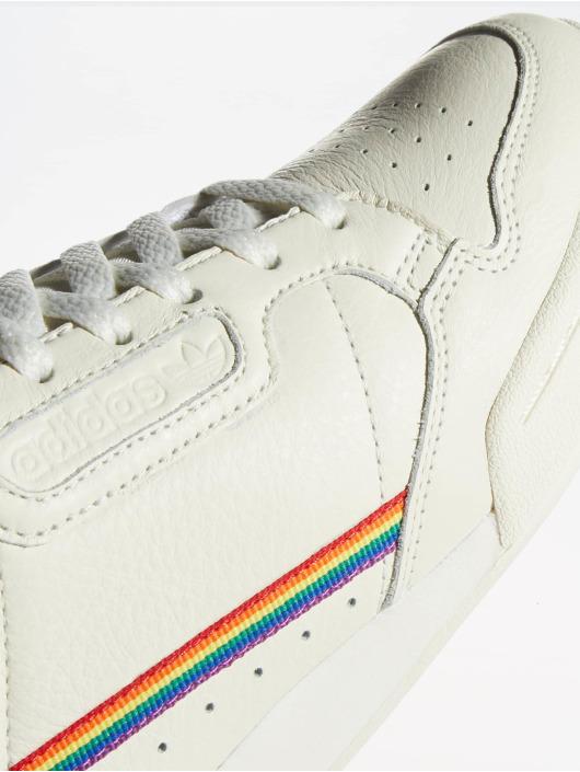 adidas Originals Sneaker Continental 80 Pride weiß