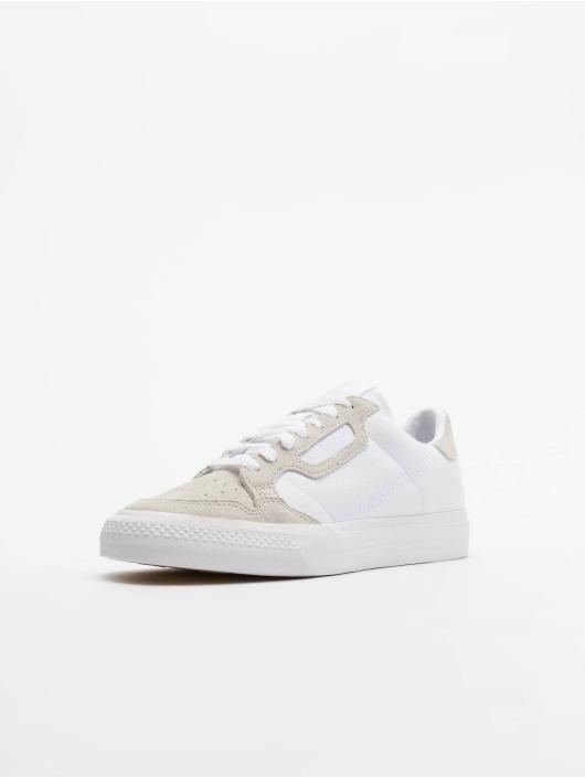 adidas Originals Sneaker Continental Vulc weiß