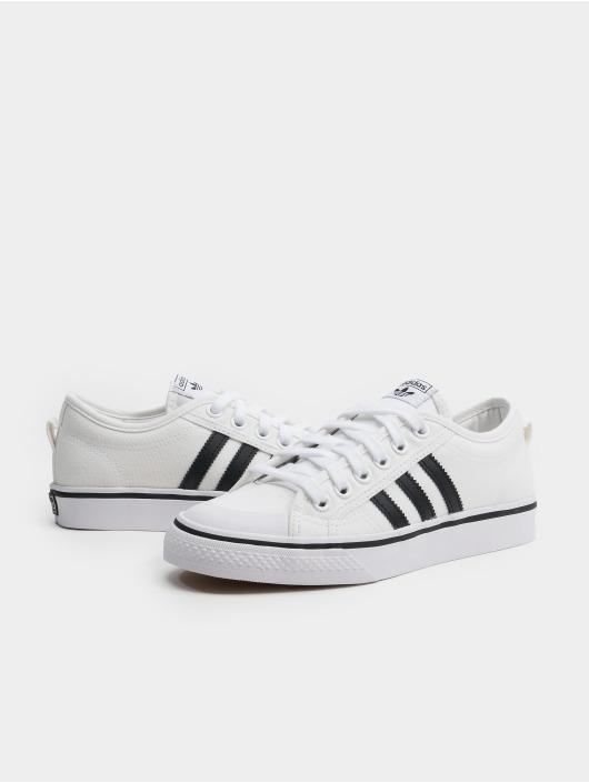ADIDAS ORIGINALS Sneaker 'Nizza' in weiß | Artikel Nr