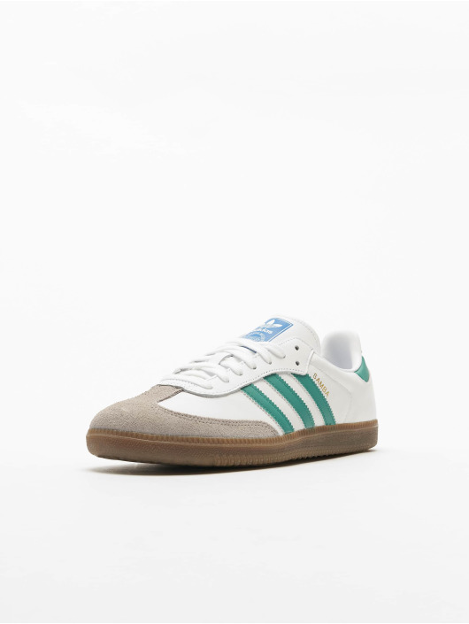 Adidas Originals Samba OG Sneakers Ftwr WhiteFuture Hydro F10Clear Granite