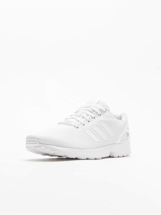 adidas Originals ZX Flux Sneakers Ftwr WhiteFtwr WhiteFtwr White