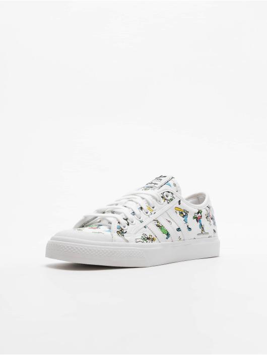 adidas Originals Sneaker Nizza X Disney Sport Goofy weiß