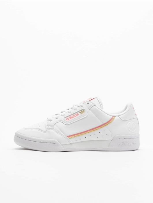 adidas Originals Sneaker Continental 80 Vegan weiß