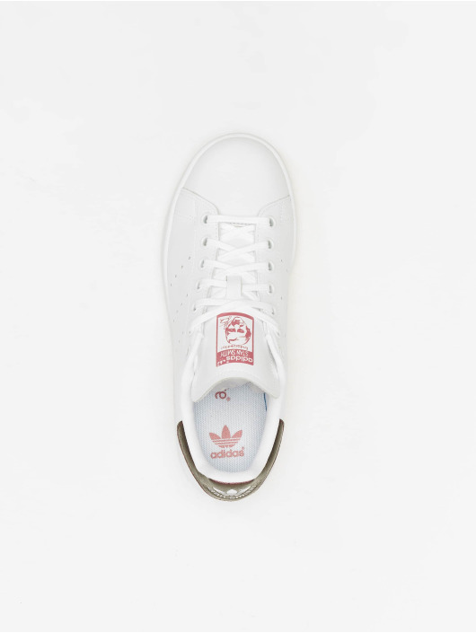 adidas originals sneaker Stan Smith J wit
