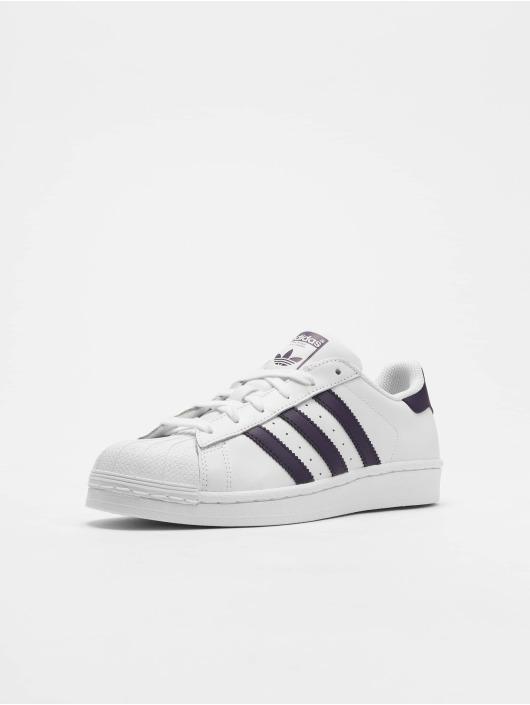 47aedf0d793 adidas originals schoen / sneaker Superstar W in wit 543072