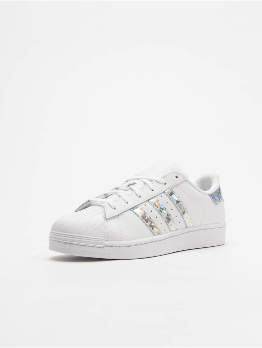 adidas Originals sneaker Superstar J wit