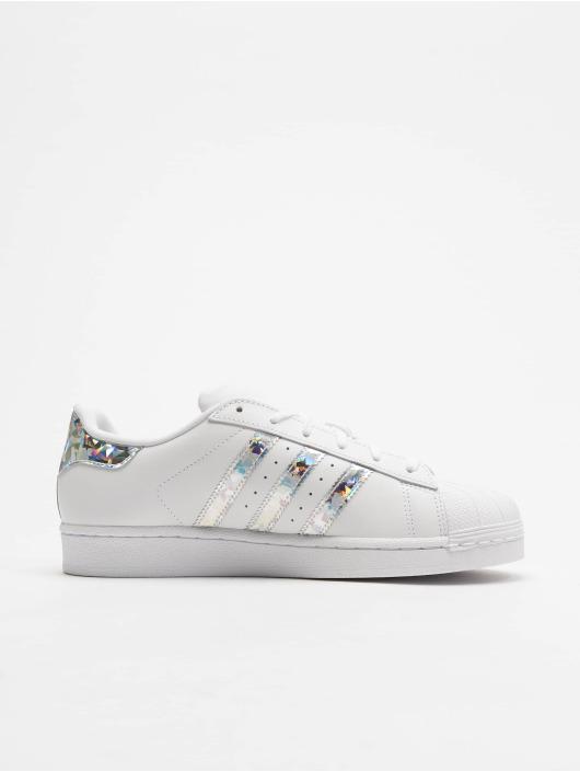 adidas originals sneaker Superstar J wit