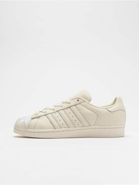 adidas originals Superstar Sneakers Off WhiteOff WhiteOff White