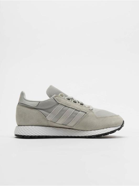 3fc3a5c0423 adidas originals schoen / sneaker Forest Grove in zilver 599755