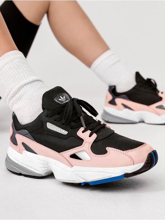adidas originals sneaker Falcon zwart