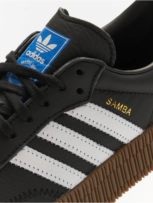 adidas originals sneaker Sambarose zwart