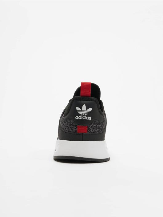 adidas originals sneaker X_plr zwart