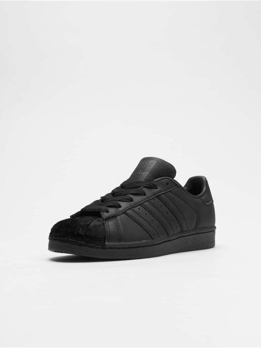 Lage Prijs Adidas Originals Sneakers Black White