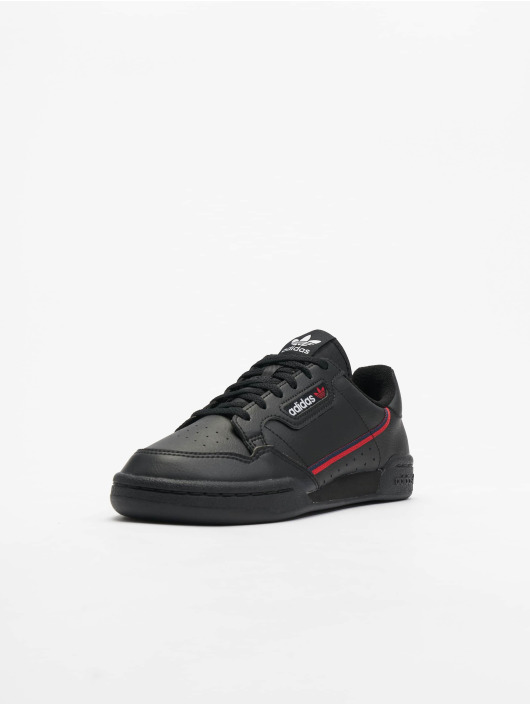adidas Originals sneaker Continental 80 J zwart