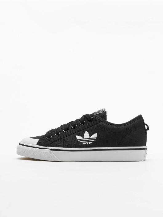adidas Originals Sneakers Nizza èierna