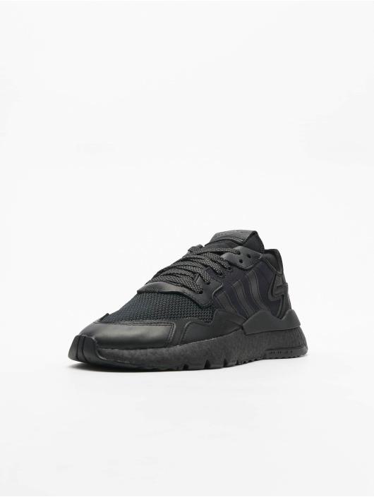 adidas Originals Sneakers Nite Jogger èierna