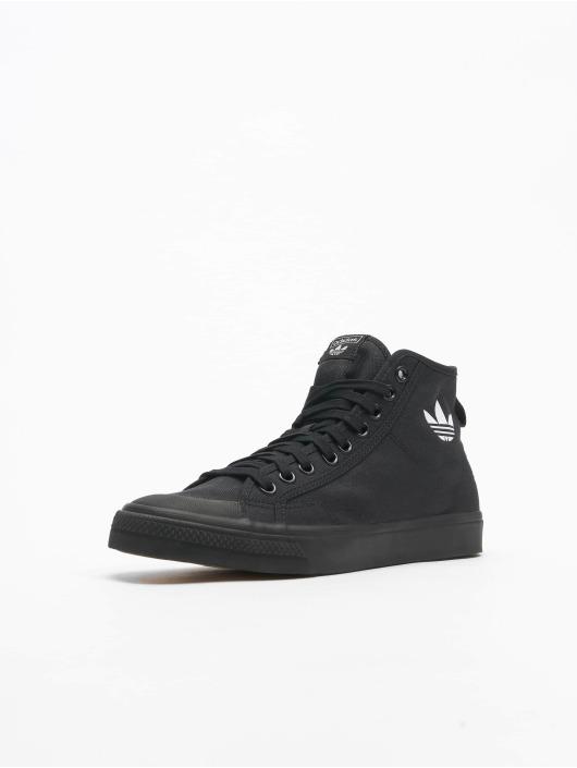 adidas Originals Sneakers Nizza Hi èierna