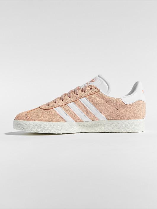 adidas originals Sneakers Gazelle W apelsin