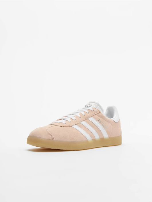 Adidas Originals Gazelle Sneakers Clear OrangeFootwear WhiteEcrtin