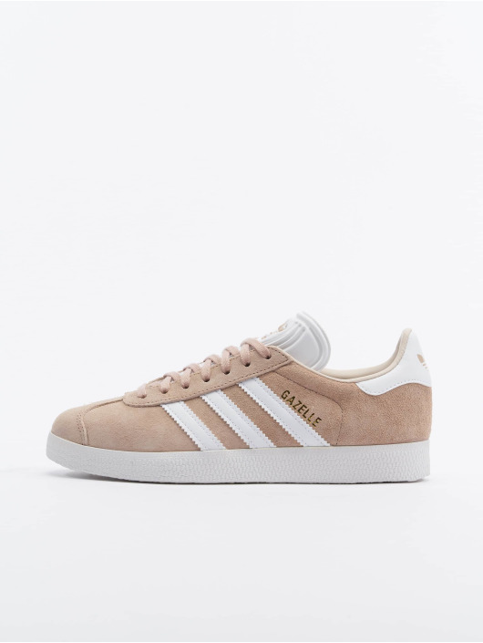 adidas Originals Sneakers Gazelle W bezowy