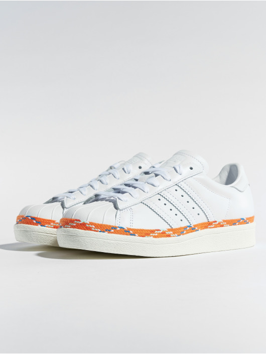 adidas originals Sneakers Superstar 80s New Bo bialy