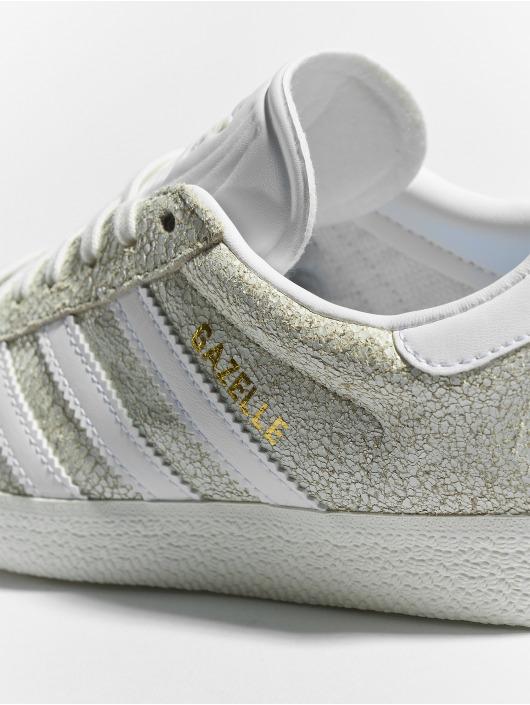 adidas originals Sneakers Gazelle W bialy