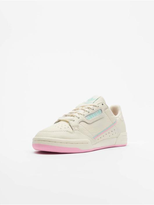 adidas Originals Sneakers Continental 80 bialy