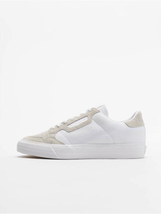 adidas Originals Sneakers Continental Vulc bialy