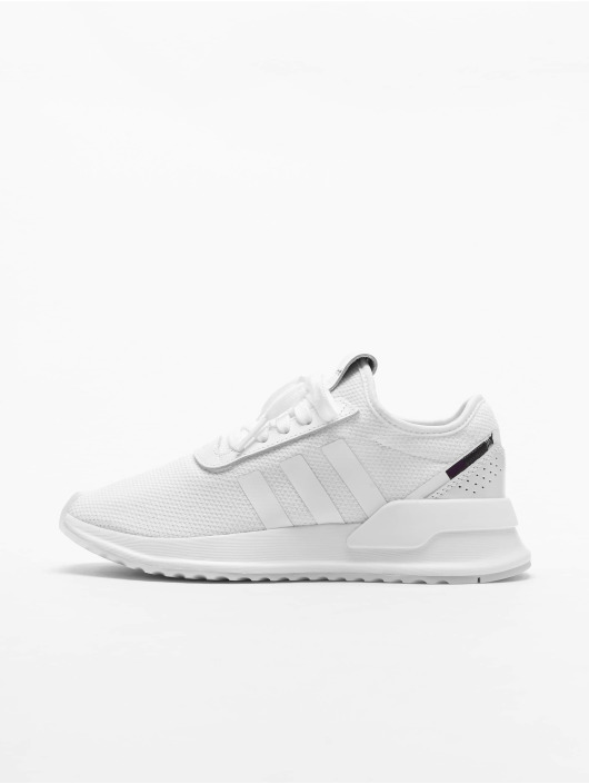 adidas Originals Sneakers U_Path X bialy