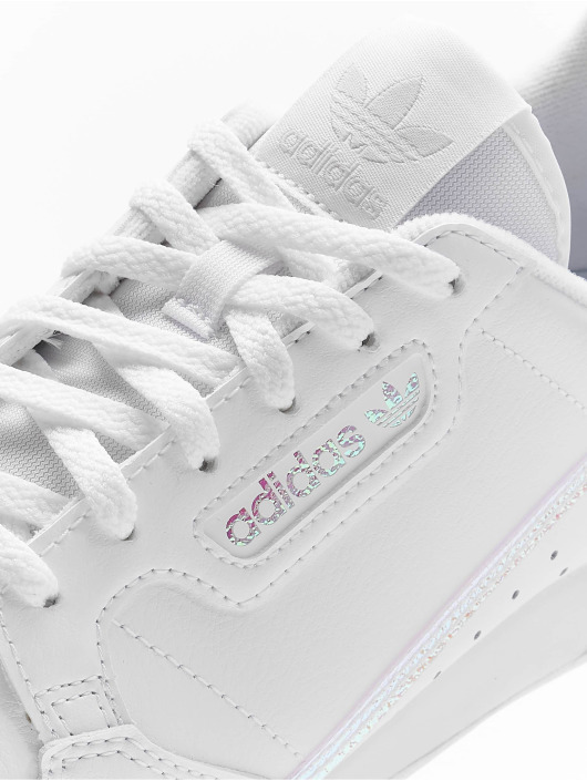 adidas Originals Sneakers Continental 80 J bialy