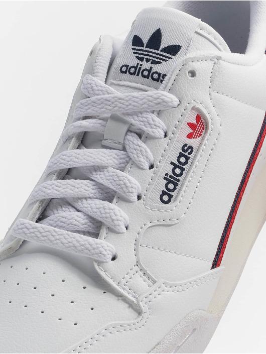 adidas Originals Sneakers Continental 80 Vega bialy