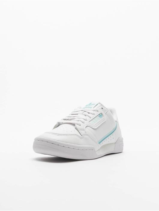 adidas Originals Sneakers Continental 80 Vegan bialy