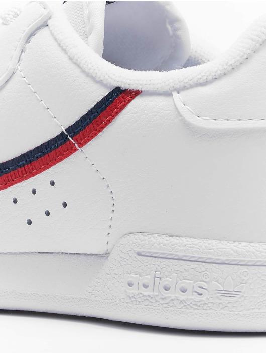 adidas Originals Sneakers Continental 80 EL I bialy